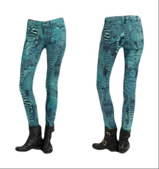 Rag & Bone Peacock Jegging Jeans Size 28 Perfect! - Your Fashions For Less