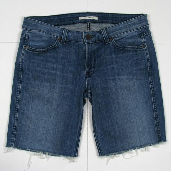 Rich & Skinny Cut Off Denim Jean Shorts Size 31 Customizable - Your Fashions For Less