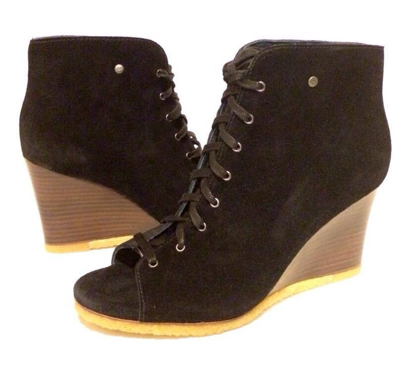 Ugg Elyse Open Toe Booties 11M Brand New,your-fashions-for-less,ugg,Boots.