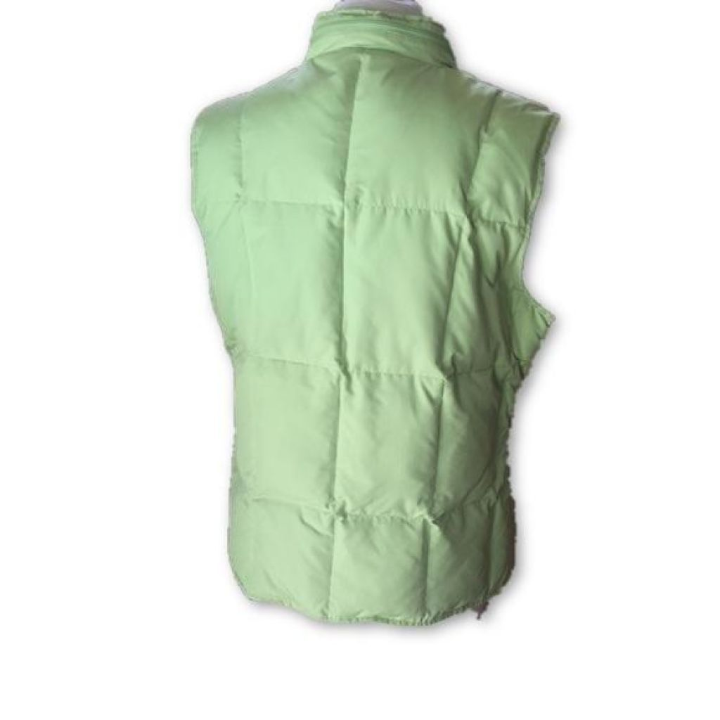 Talbots Goose Down Filled Vest Size Large Perfect!-Talbots-Your Fashions For Less