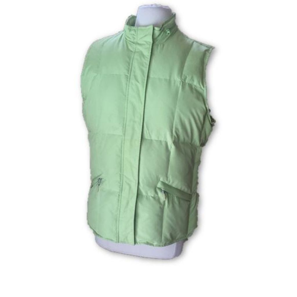 Talbots Goose Down Filled Vest Large Perfect!,your-fashions-for-less,Talbots,Vest.