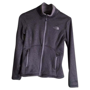 The North Face Lightweight Gray Jacket X-Small,your-fashions-for-less,North Face,Jackets.