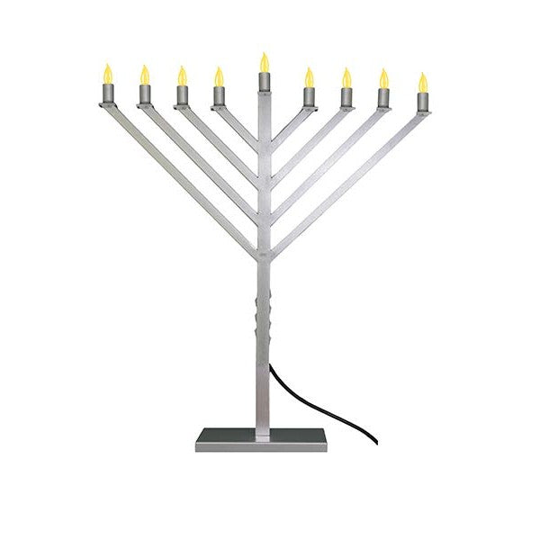 3 Foot LED Electric Display Menorah