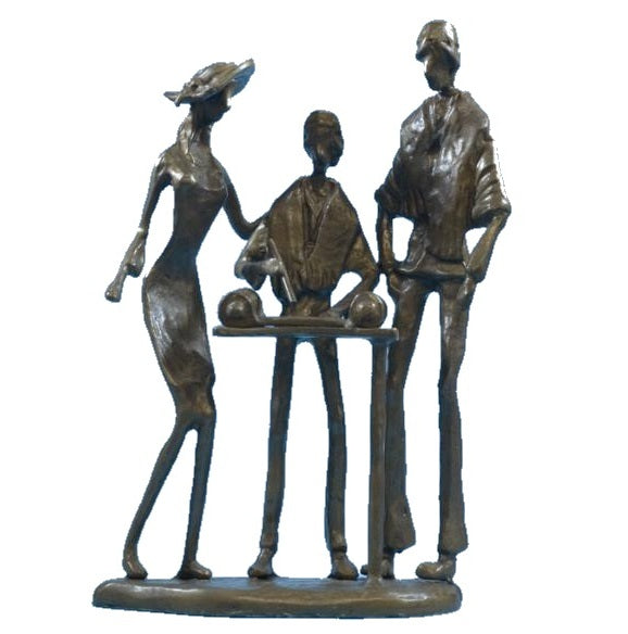 Bar Mitzvah Family Sculpture