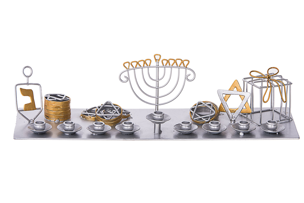 Chanukkah Menorah
