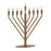 Chabad Menorah - Pewter or Gold Finish