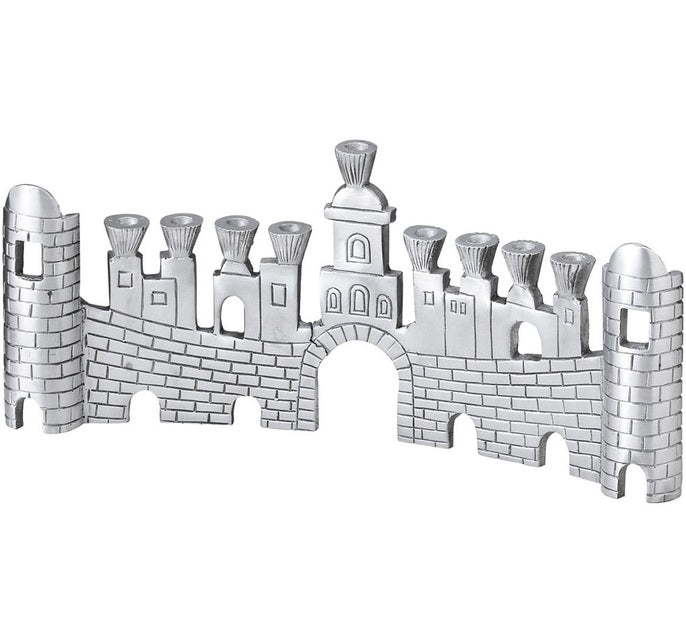 Jerusalem Walls Menorah