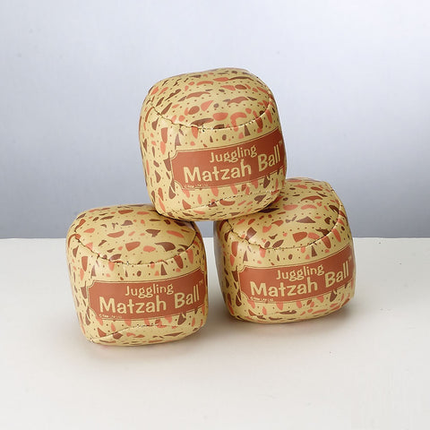 Juggling Matzah Balls - Set of 3