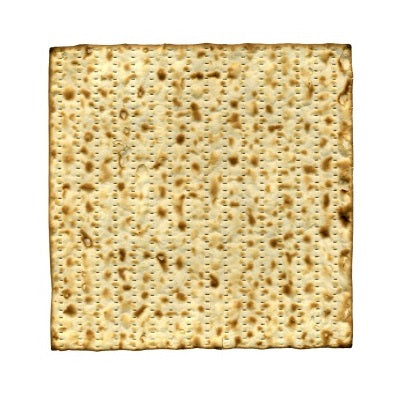 1 Pound Passover Square Matzah - Machine Made