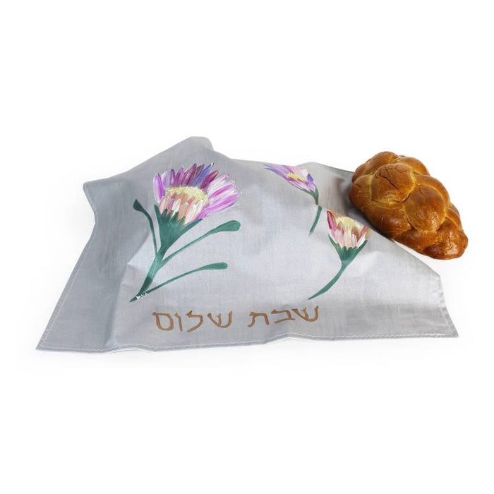 Flower Challah Cover