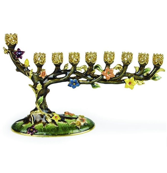 Bonsai Menorah