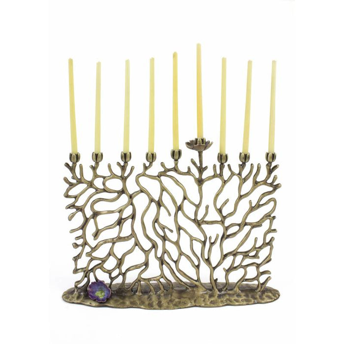 Coral Reef Menorah