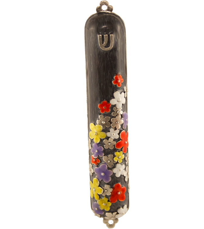 Bouquet Mezuzah