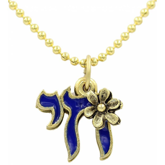 Chai Flower Necklace