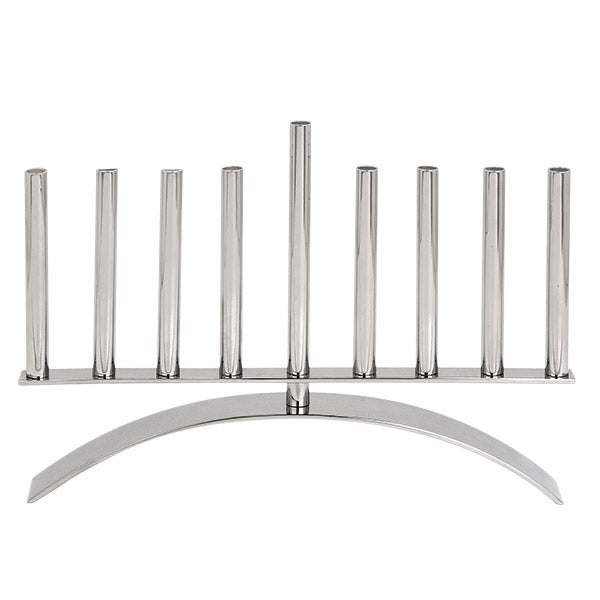 Stainless Steel Menorah