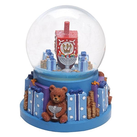 Chanukah Waterglobe