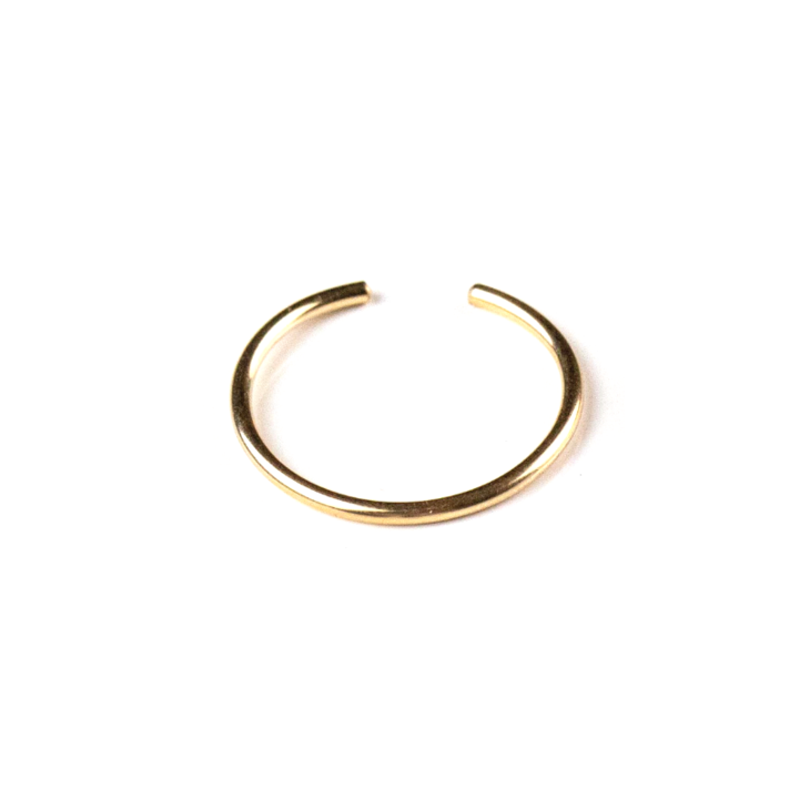 Sarah Briggs Bloom Open Cuff Ring