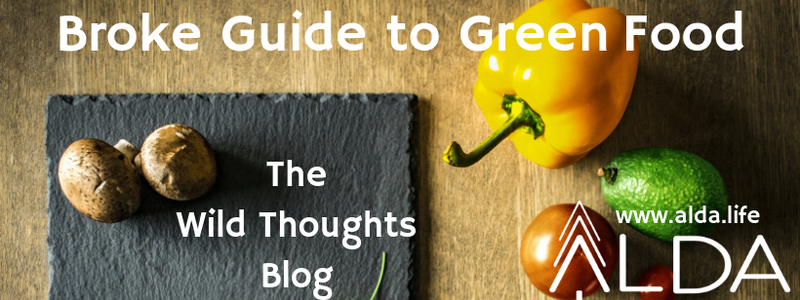 Broke Guide to Green Food