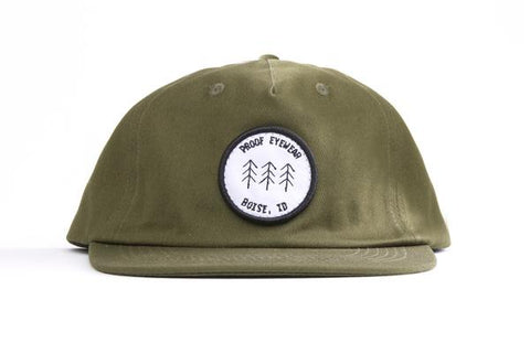 Scout Patch Strapback