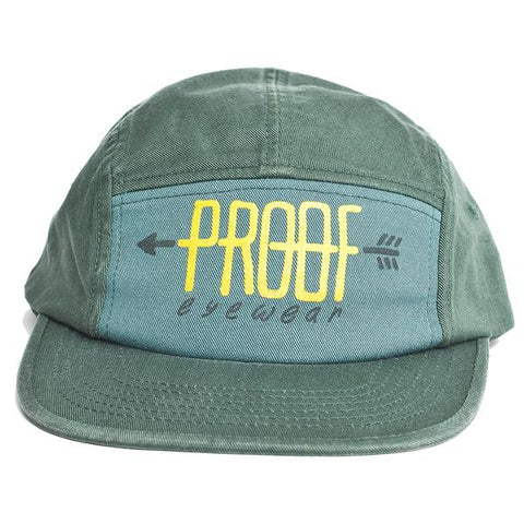 5 Panel Proof Strapback