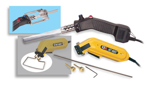 Hot Knife Foam Cutter Combo for Channels & Electrical Boxes