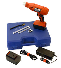 Cordless Hot Knife with Blades & 2 Battery Packs