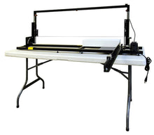 "Hot Wire Foam Table 13"" x 54"" Cutting Ability, Portable & Light Weight - craftershotknife"