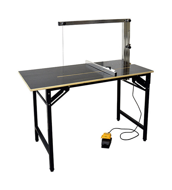 Portable Hot Wire Foam Cutting Table 20