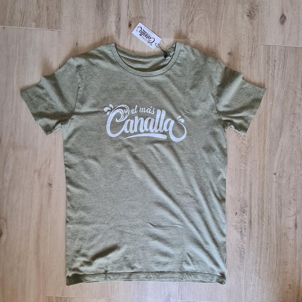Camiseta canalla green