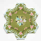 Intro to English Paper Piecing (EPP) with Holly Clarke (@holdmyseamripper) - Tuesday, January 22 or Saturday, January 26