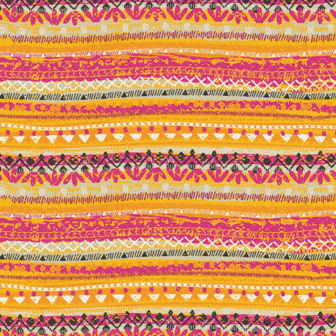 PRE-ORDER Trinkets Bold - Legendary by Pat Bravo for Art Gallery Fabrics - 0.25 metre -  Pre Order Closes January 12 2019 - Ships/Pick Up January 15 2019