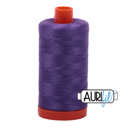 Aurifil Thread - Dusty Lavender (1243) - 1300 m - 50/2 wt - Mako Cotton