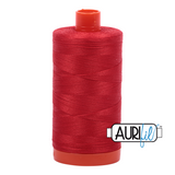 Aurifil Thread - Paprika (2270) - 1300 m - 50/2 wt - Mako Cotton