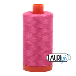Aurifil Thread - Blossom Pink (2530) - 1300 m - 50/2 wt - Mako Cotton
