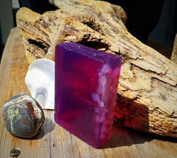 Blackberry Soap by Virginia's Soap