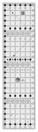 "6.5"" x 24.5 Inch Quilting Ruler by Creative Grids"