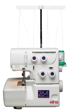 SALE - Elna Explore 264 Serger - SAVE $100