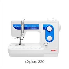 SALE - Elna Explore 320 - SAVE $200