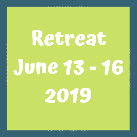 Keystone Quilts Retreat June 13 - 16 2019
