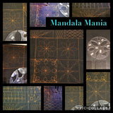 Mandala Mania with Sue Patten - Monday, May 06 - 1:00 to 7:00