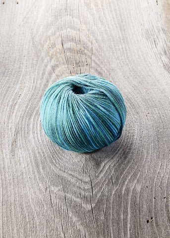 Sugarbush Itty-Bitty Yarn - 50 g - Heavenly Teals