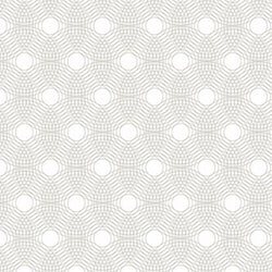 PRE ORDER Tattooed North by Libs Elliott - Ripples in White - 0.25 metre -  Pre Order Closes February 15 - Ships/Pick Up Mid-Late February