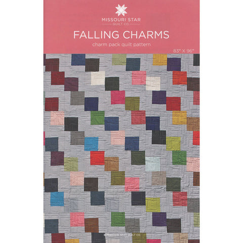 Falling Charms Quilt Pattern by Missouri Star Quilt Co.