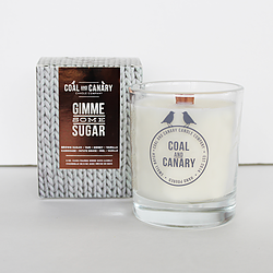 Gimme Some Sugar Candle by Coal and Canary