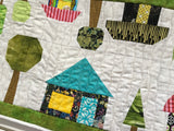 Improv Village - Learn to Create Improv Quilt Blocks with Brenda Suderman - Saturday, April 06 1:00 - 6:00