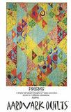 Prisms Quilt Pattern by Aardvark Quilts