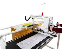 Janome Long Arm Event - Meet the Quilt Maker Pros! - Thursday October 03 and Saturday October 05