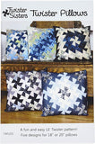 Twister Pillows  - The Perfect Summer Project - Saturday July 13