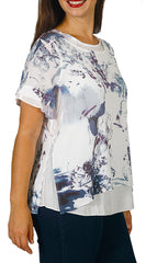 Impulse California Women's Printed Top