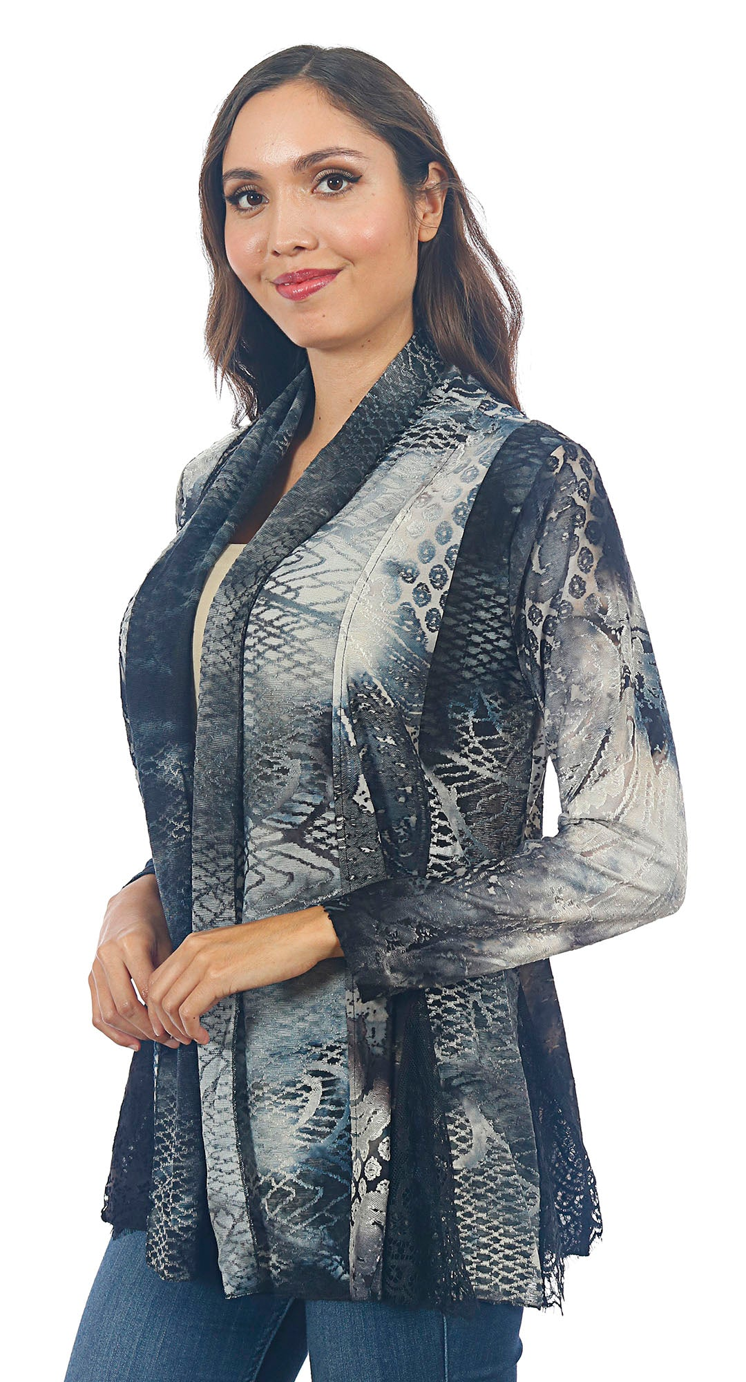 Impulse California Women's Long Sleeve Cardigan
